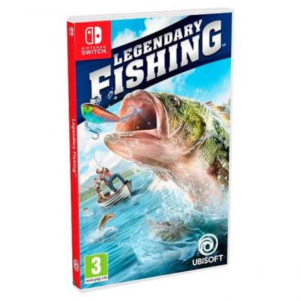 Видеоигра для Nintendo (Switch Nintendo Legendary Fishing)