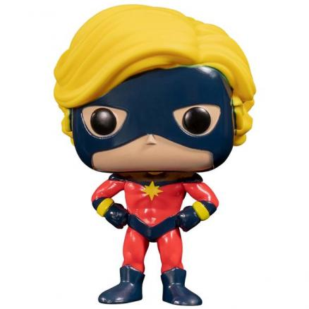 Фигурка Funko (Marvel: 80th First Appearance: Captain Marvel)