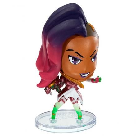 Фигурка Blizzard (Cute But Deadly Overwatch Peppermint Sombra)