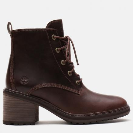 Sienna High Lace-Up Boot