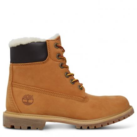 6 Inch Shearling Boot