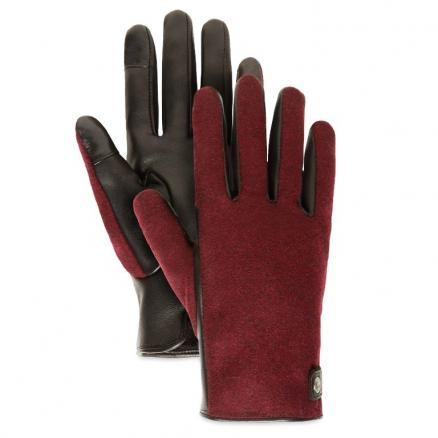 Woll Back Snap Glove
