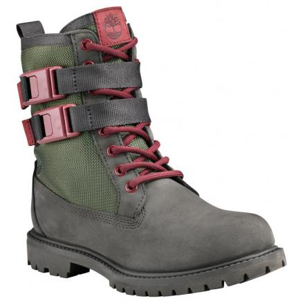 Authentic Double Buckle Boot