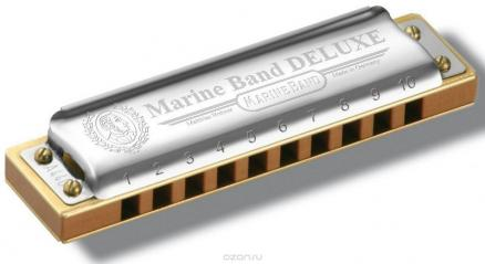 Marine Band Deluxe 2005/20 A (M200510X)