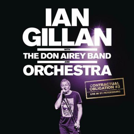 GILLAN,IAN - Contractual Obligation #3 (3LP+mp3) - Li