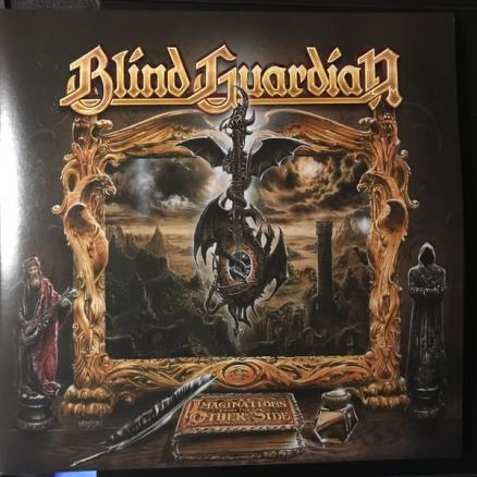 BLIND GUARDIAN - Imaginations From The Other Side (Black