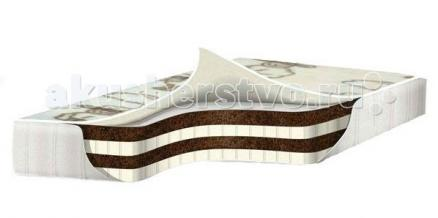 Матрас Babysleep премиум класса Tesoro Cotton 120x60