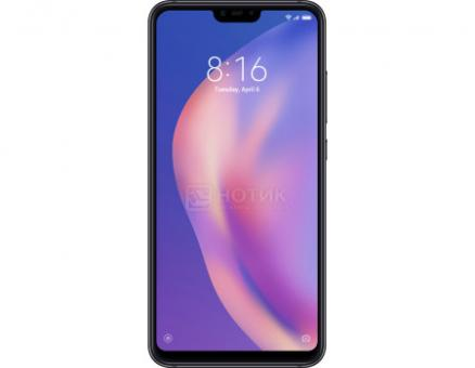 "Смартфон Xiaomi Mi 8 Lite 64Gb Midnight Black (Android 8.0 (Oreo)/SDM660 2200MHz/6.26"" 2280x1080/4096Mb/64Gb/4G LTE ) [X20860]"