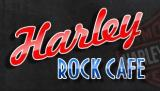 Логотип Harley Rock Cafe