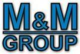 Логотип M&M Group